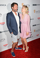 Benjamin Caron &amp; Vanessa Kirby at the BAFTA Los Angeles BBC America TV Tea Party 2017 at The Beverly Hilton Hotel, Beverly Hills, USA 16 September  2017<br /> Picture: Paul Smith/Featureflash/SilverHub 0208 004 5359 sales@silverhubmedia.com
