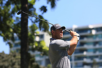 Lee Westwood (ENG) in action on the 8th during Round 3 of the Maybank Championship at the Saujana Golf and Country Club in Kuala Lumpur on Saturday 3rd February 2018.<br /> Picture:  Thos Caffrey / www.golffile.ie<br /> <br /> All photo usage must carry mandatory copyright credit (© Golffile | Thos Caffrey)