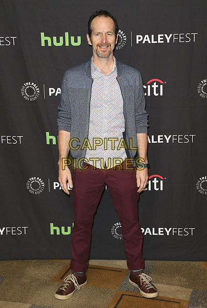 26 March 2017 - Hollywood, California - Denis O'Hare. The Paley Center For Media's 34th Annual PaleyFest Los Angeles - &quot;American Horror Story: Roanoke&quot;  held at the Dolby Theatre. <br /> CAP/ADM<br /> &copy;ADM/Capital Pictures