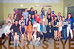 BIRTHDAY GIRL: Mandy O'Driscoll, Muing Estate, Tralee (seated 4th left) having a great time celebrating her 20th birthday with family and friends at the Na Gaeil clubhouse, Tralee on Saturday.