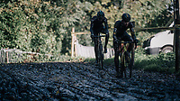 super slippery mud<br /> <br /> U23 Men's race<br /> Superprestige Gavere / Belgium 2017
