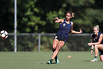 CARY, NC - AUGUST 17: Lynn Williams. The North Carolina Courage held a training session on August 17, 2017, at WakeMed Soccer Park Field 3 in Cary, NC.