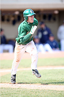 March 21, 2010: Brandon Eckerle of the Michigan State Spartans. Photo by: Chris Proctor/Four Seam Images