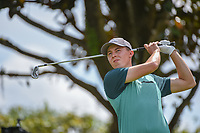 Matt Fitzpatrick (ENG) watches his tee shot on 2 during round 3 of the Arnold Palmer Invitational at Bay Hill Golf Club, Bay Hill, Florida. 3/9/2019.<br /> Picture: Golffile | Ken Murray<br /> <br /> <br /> All photo usage must carry mandatory copyright credit (© Golffile | Ken Murray)