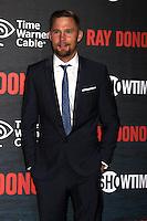 """LOS ANGELES - JUL 9:  Brian Geraghty at the """"Ray Donovan"""" Season 2 Premiere Party at the Nobu Malibu on July 9, 2014 in Malibu, CA"""