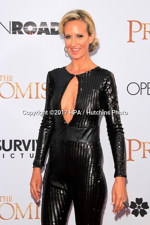 """LOS ANGELES - APR 12:  Lady Victoria Hervey at the """"The Promise"""" Premiere at the TCL Chinese Theater IMAX on April 12, 2017 in Los Angeles, CA"""