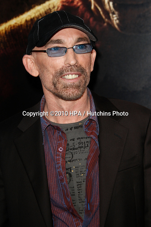 "Jackie Earle Haley .arrives at ""A Nightmare on Elm Street"" LAPremiere.Grauman's Chinese Theater.Los Angeles, CA.April 27, 2010.©2010 HPA / Hutchins Photo..."