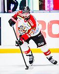 Stockholm 2014-01-08 Ishockey SHL AIK - Lule&aring; HF :  <br />  Lule&aring;s Niklas Olausson i aktion <br /> (Foto: Kenta J&ouml;nsson) Nyckelord:  portr&auml;tt portrait