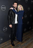 09 January 2019 - Hollywood, California - Josh Bowman, Judith Light . Lifetime Winter Movies Mixer held at The Andaz, Studio 4. Photo Credit: Birdie Thompson/AdMedia