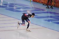 OLYMPICS: SOCHI: Adler Arena, 08-02-2014, 5000 m Men, Cheol-Min Kim (KOR), ©foto Martin de Jong