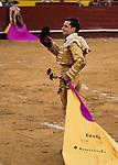 Feria de Fallas 2017.<br /> Corrida de Toros.<br /> David Mora - Paco Ureña - Javier Jimenez.<br /> Toros de Jandilla y Vegahermosa.<br /> Valencia, Valencia (Spain).<br /> 15 de marzo de 2017.