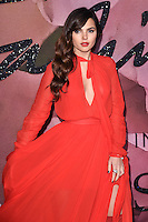 Doina Ciobanu<br /> at the Fashion Awards 2016, Royal Albert Hall, London.<br /> <br /> <br /> &copy;Ash Knotek  D3210  05/12/2016