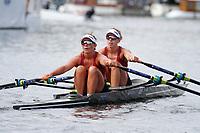 Race 9 - W2x - Lingard & Olusanya vs Donoghue & Loe