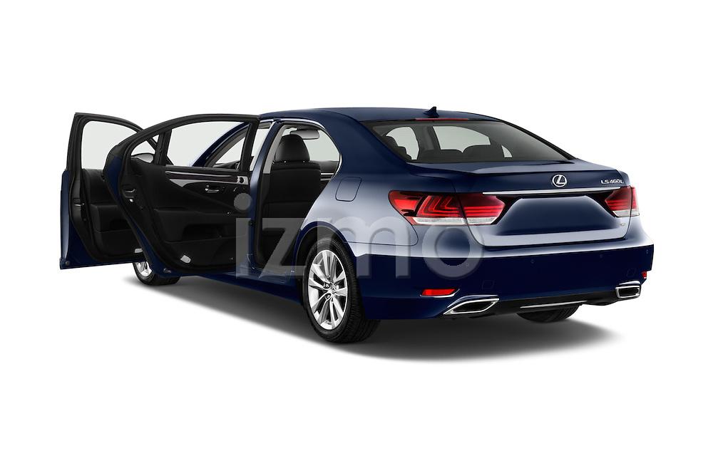 Car images of 2016 Lexus LS L 4 Door Sedan 2WD Doors