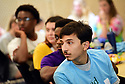 Tulane's Center for Academic Equity welcome first generaton college students during a luncheon, 2019.
