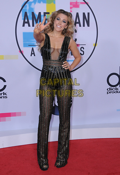 19 November  2017 - Los Angeles, California - Rachel Platten. 2017 American Music Awards  held at Microsoft Theater in Los Angeles. <br /> CAP/ADM/BT<br /> &copy;BT/ADM/Capital Pictures