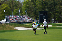 Rory McIlroy (NIR) on the 13th fairway during the 3rd round at the PGA Championship 2019, Beth Page Black, New York, USA. 19/05/2019.<br /> Picture Fran Caffrey / Golffile.ie<br /> <br /> All photo usage must carry mandatory copyright credit (© Golffile | Fran Caffrey)