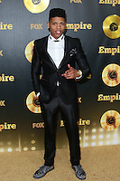 HOLLYWOOD, LOS ANGELES, CA, USA - JANUARY 06: Bryshere Gray at the Los Angeles Premiere Of FOX's 'Empire' held at ArcLight Cinemas Cinerama Dome on January 6, 2015 in Hollywood, Los Angeles, California, United States. (Photo by David Acosta/Celebrity Monitor)