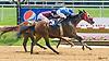 Ginner winning at Delaware Park on 6/22/17