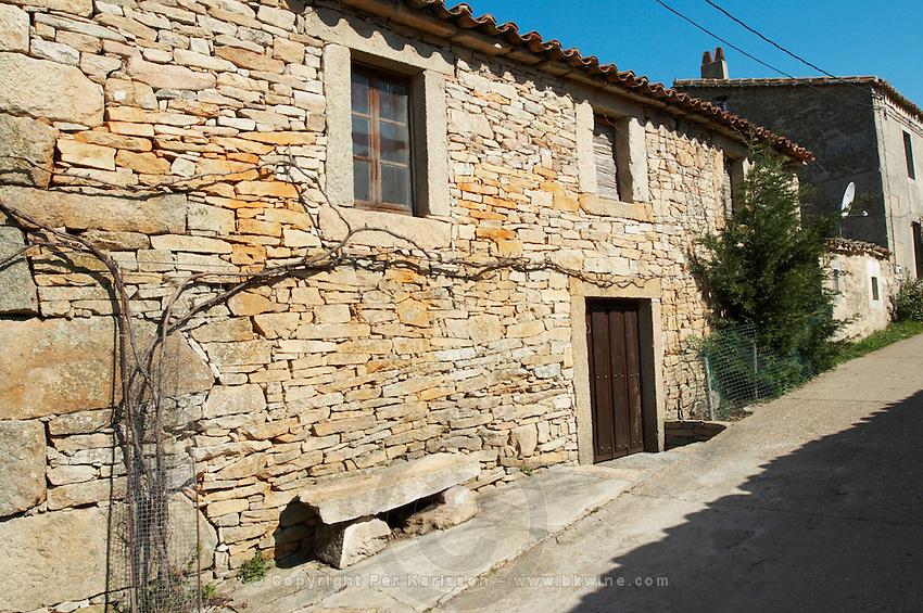 the small winery Bodega La Setera, DO Arribes del Duero spain castile and leon
