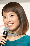 Japan's Best Dresser Awards winner Kaori Muraji speaks during the 46th Awards ceremony on November 29, 2017, Tokyo, Japan. This year five people received the award for being fashion and lifestyle leaders in their fields. (Photo by Rodrigo Reyes Marin/AFLO)