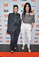 "06 September 2019 - Toronto, Ontario Canada - Jessica Biel, Rebecca Thomas. 2019 Toronto International Film Festival - ""Limetown"" Premiere held at TIFF Bell Lightbox. <br /> CAP/ADM/BPC<br /> ©BPC/ADM/Capital Pictures"