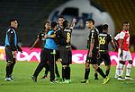 Alianza Petrolera venció 1-0 en Bogotá a Independiente Santa Fe. Fecha 14 Liga Águila I-2016