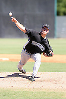 Rob Scahill - Colorado Rockies - 2010 Instructional League.Photo by:  Bill Mitchell/Four Seam Images..