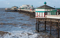 North Pier, Blackpool, Lancashire.