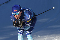 1st January 2020, Toblach, South Tyrol , Italy;  Iivo Niskanen of Finland during mens cross country skiing 15 km classic style pursuit at the FIS Tour de Ski event in Toblach, Italy on January 1, 2020.