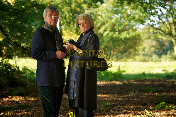 TOM COURTENAY & MAGGIE SMITH.in Quartet (2012).*Filmstill - Editorial Use Only*.CAP/NFS.Supplied by Capital Pictures.
