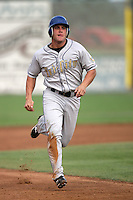 July 8 2009: Kevin Clark of the Tri City Dust Devils during game against the Salem-Kaizer Volcanoes at Volcano  Stadium in Kaizer,OR.  Photo by Larry Goren/Four Seam Images