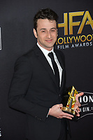 LOS ANGELES, CA. November 04, 2018: Justin Hurwitz at the 22nd Annual Hollywood Film Awards at the Beverly Hilton Hotel.<br /> Picture: Paul Smith/FeatureflashLOS ANGELES, CA. November 04, 2018: Wendy Starland at the 22nd Annual Hollywood Film Awards at the Beverly Hilton Hotel.<br /> Picture: Paul Smith/FeatureflashLOS ANGELES, CA. November 04, 2018: Justin Hurwitz at the 22nd Annual Hollywood Film Awards at the Beverly Hilton Hotel.<br /> Picture: Paul Smith/Featureflash