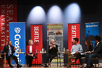 Mayoral Debate at SeattleU: A Changing Seattle