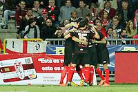 26.03.2012, Granada, España. La Liga Partido del Granada conra el Sevilla en Los Carmenes