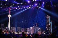 TORONTO, CANADÁ, 26.07.2015 - PAN-ENCERRAMENTO - Cerimonia de encerramento dos jogos Pan-americanos no Rogers Centre em Toronto neste domingo, 26.  (Foto: William Volcov/Brazil Photo Press)