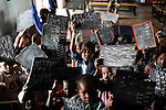 NIGER Zinder, school project of catholic church in Kara-Kara / NIGER Zinder, Projekte der katholischen Kirche, Schule im Stadtviertel KARA-KARA