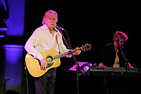 LONDON, ENGLAND - OCTOBER 3: Justin Hayward performing at Union Chapel on October 3, 2017 in London, England.<br /> CAP/MAR<br /> &copy;MAR/Capital Pictures