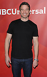 Eddie McClintock arriving at the 'NBC Universal's Summer Press Day' held at Langham Huntington Hotel Pasadena, CA. April 8, 2014.