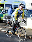 David Bergin who took part in the Louth Costal Cycle Tour hosted by Drogheda Wheelers with all proceeds going to Donore National School. Photo:Colin Bell/pressphotos.ie