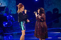 www.acepixs.com<br /> <br /> December 13 2017, Berlin<br /> <br /> Winning competitor Natia Todua performing with Beth Ditto during the 'The Voice of Germany' finals at Studio Berlin Adlershof on December 17, 2017 in Berlin, Germany. <br /> <br /> By Line: Famous/ACE Pictures<br /> <br /> <br /> ACE Pictures Inc<br /> Tel: 6467670430<br /> Email: info@acepixs.com<br /> www.acepixs.com