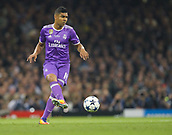 June 3rd 2017, National Stadium of Wales , Wales; UEFA Champions League Final, Juventus FC versus Real Madrid; Casemiro of Real Madrid in action during the match