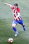 Atletico de Madrid's Filipe Luis during La Liga match. February 26,2017. (ALTERPHOTOS/Acero)
