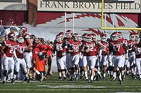 NWA Media/Michael Woods --10/25/2014-- w @NWAMICHAELW...University of Arkansas Razorbacks vs the University of Alabama Birmingham during Saturday's homecoming game at Razorback Stadium in Fayetteville.