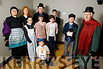 The cast members of Oliver, part of the Causeway Community Action Group's fundraising show for the Shannon Ballroom in Causeway and is on in the Ballyroe Heights Hotel on Mar 6.<br /> L to r: Risteard Harty and Denis Toomey.<br /> Kneeling: Shannon Healy, <br /> 2nd row: Clodagh Dooley, Casey Egan and Edel O'Hara. Back row l to r: Cecila Lynch, Roisin O'Hanlon, Philip O'Dwyer and Liam Curran.