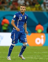 Ciro Immobile of Italy
