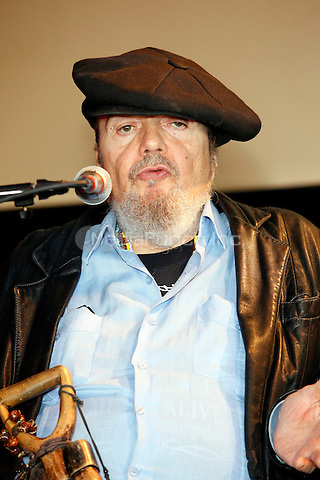 Dr. John pictured at his interview during the 12th Annual Non-Comm at World Cafe Live in Philadelphia, Pa on May 17, 2012  © Star Shooter / MediaPunchInc