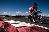 September 5th 2017, Circuito de Navarra, Spain; Cycling, Vuelta a Espana Stage 16, individual time trial; Guillaume Bonnafond