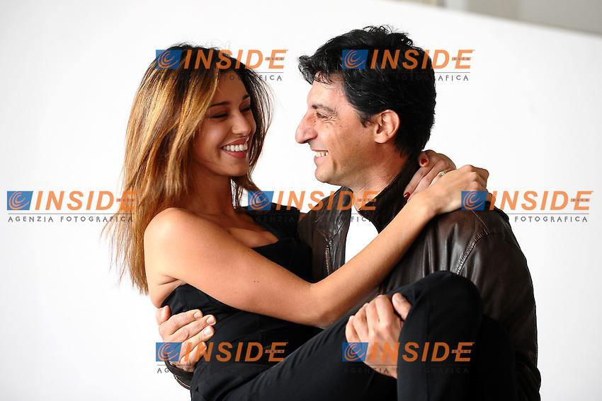 BELEN RODRIGUEZ, Emilio SOLFRIZZI<br /> &quot;Se sei cosi ti dico si&quot; - Photocall<br /> Roma 12/11/2010 Hotel EXEDRA<br /> Foto Andrea Staccioli Insidefoto