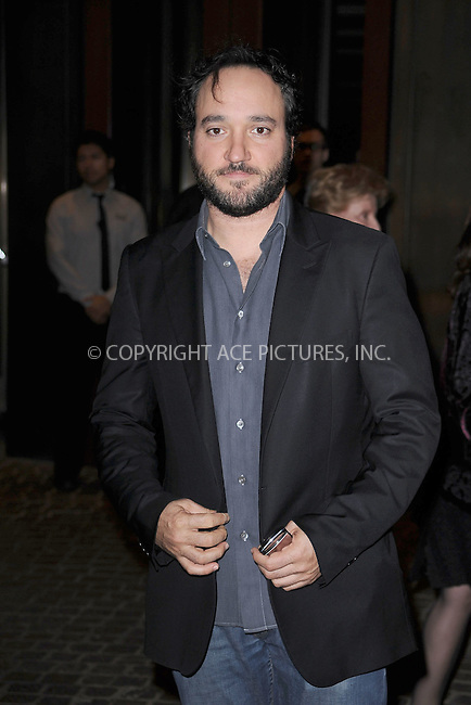 WWW.ACEPIXS.COM . . . . . .October 12, 2010, New York City... Gregg Bello attends the screening of 'Conviction' at Tribeca Grand Hotel on October 12, 2010 in New York City....Please byline: KRISTIN CALLAHAN - ACEPIXS.COM.. . . . . . ..Ace Pictures, Inc: ..tel: (212) 243 8787 or (646) 769 0430..e-mail: info@acepixs.com..web: http://www.acepixs.com .